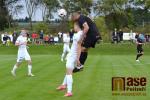 FOTO: Fotbalistům Přepeř utkání proti rezervě Hradce nevyšlo