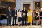 Zlatá popelnice 2020: Nejlépe třídí Rokytnice, Jabloneček a Troskovice