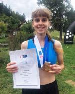 Medaile Vaníčka a Pekařové z atletických šampionátů