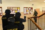 Teroristé přepadli Střední zdravotnickou školu v Turnově - vrámci připraveného cvičení!