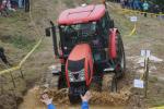 Sjezd a závody traktorů v Bozkově 2021