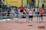 400 metrů překážek běh B