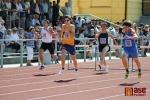 400 metrů překážek běh A