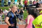Vítěz sprintu Libor Žilka