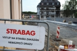FOTO: Jak pokračuje stavba turnovského terminálu