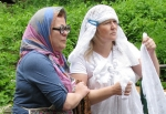 Cimrmani a spol odebrali v Podspálově vodu pro Evropu
