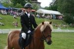 V rámci Dne koně se v Lomnici soutěžilo v drezuře