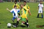 Utkání Semily (žlutozelený dres) - Nusle
