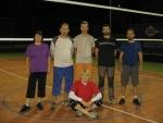 V nočním turnaji ve volejbale triumfovalo družstvo SKP Semily