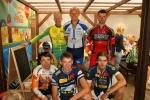 FOTO: Martin Šlégl se stal potřetí vítězem Jičínské cykloligy
